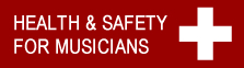 health and safety for musicians page link